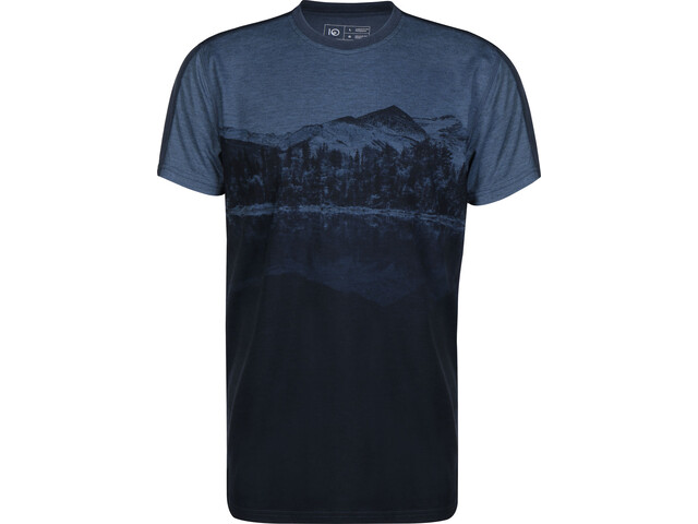 tentree Destination T-Shirt Herren delft/denim